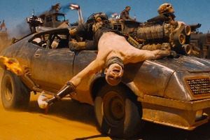 War Boy High Speed Adrenalin-Euphoria  in Mad Max